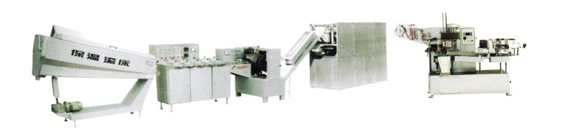 RDB Lollipop Production Line (Stamping)