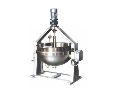 Temperature-controlled Sugar Melting Pot