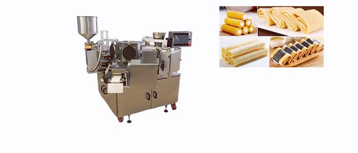 Egg Roll Forming Machine