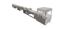 Automatic Strong Refrigerating and Cutting Machine
