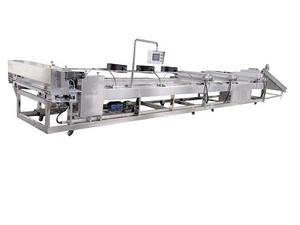 Automatic Crunchy Rice Candy Moulding Forming Machine